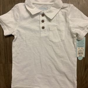 Blouse white for girls size 3T
